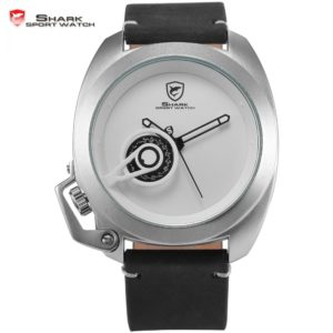 tawny shark sport watch white SH450