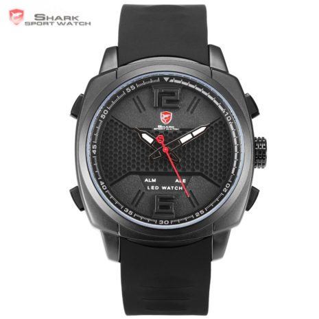 Whitetip Reef Shark Watch - Grey