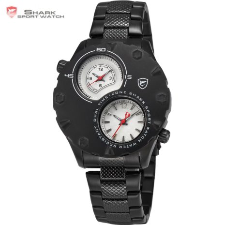 Zebra Shark Sport Watch | Black White SH297