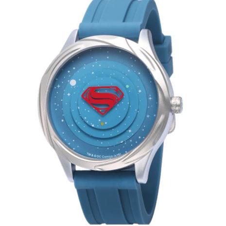 Batman V Superman: Dawn of Justice Shark Sport Watch | Silver Blue