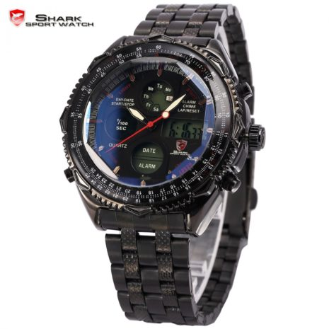 Eightgill Shark Sport Watch | Grey Black | SH116